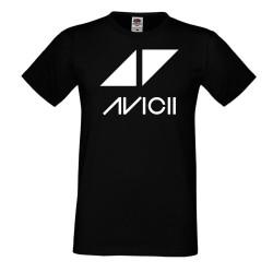Мъжка тениска AVICII 1