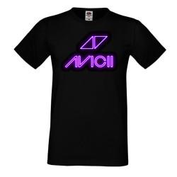 Мъжка тениска AVICII 2