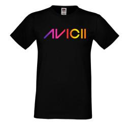 Мъжка тениска AVICII 3