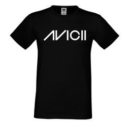 Мъжка тениска AVICII 4