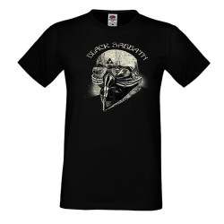 Мъжка тениска Black Sabath 1