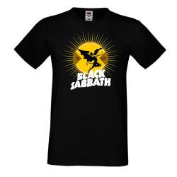 Мъжка тениска Black Sabath 2