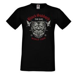 Мъжка тениска Black Sabath 7
