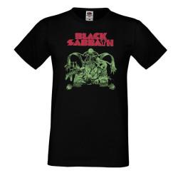 Мъжка тениска Black Sabath 8