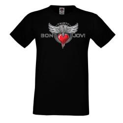 Мъжка тениска Bon Jovi 1