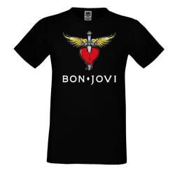 Мъжка тениска Bon Jovi 2