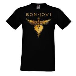 Мъжка тениска Bon Jovi 3