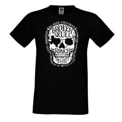 Мъжка тениска Broken Skull Ranch 1