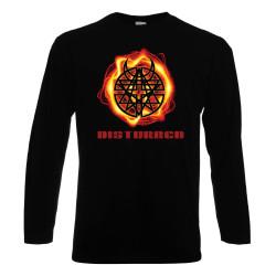 Мъжка тениска Disturbed 3