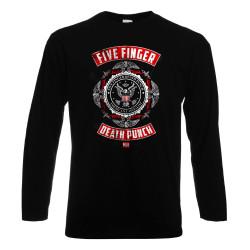 Мъжка тениска Five Finger 11