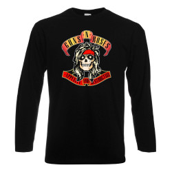 Мъжка тениска Guns n roses 3
