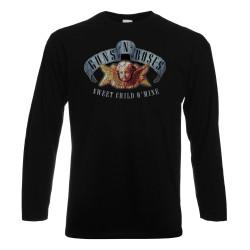 Мъжка тениска Guns n roses 5