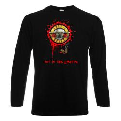 Мъжка тениска Guns n roses 8