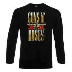 Мъжка тениска Guns n roses 12