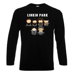 Мъжка тениска Linkin Park 2