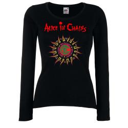 Дамска тениска Alice in Chains 2