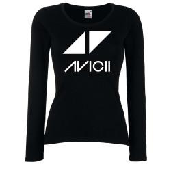 Дамска тениска AVICII 1