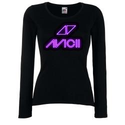 Дамска тениска AVICII 2