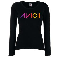 Дамска тениска AVICII 3
