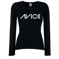 Дамска тениска AVICII 4