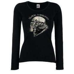 Дамска тениска Black Sabath 1