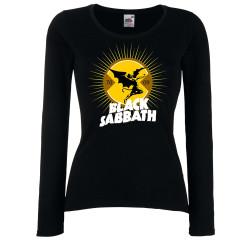 Дамска тениска Black Sabath 2