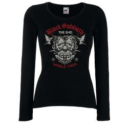 Дамска тениска Black Sabath 7