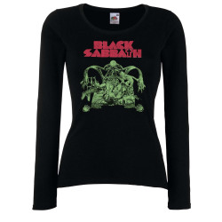 Дамска тениска Black Sabath 8