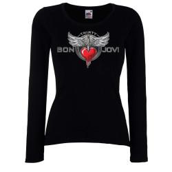 Дамска тениска Bon Jovi 1