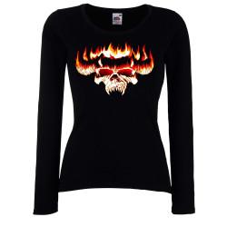 Дамска тениска Danzig 3