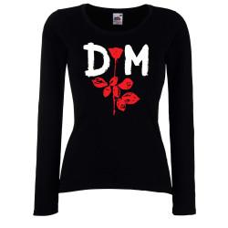 Дамска тениска Depeche Mode 3