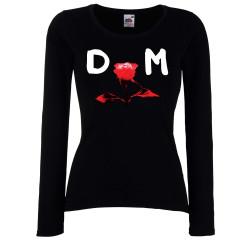 Дамска тениска Depeche Mode 4
