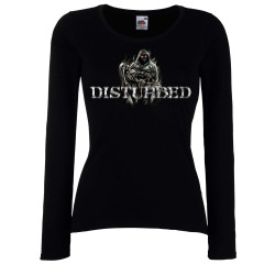 Дамска тениска Disturbed 1