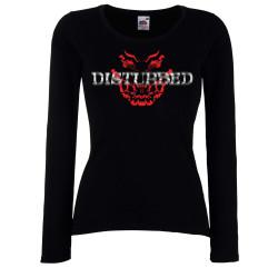 Дамска тениска Disturbed 2