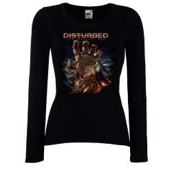 Дамска тениска Disturbed 8