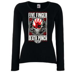 Дамска тениска Five Finger 1
