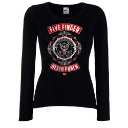 Дамска тениска Five Finger 11