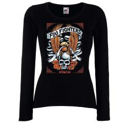 Дамска тениска Foo Fighters 1