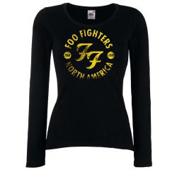 Дамска тениска Foo Fighters 2