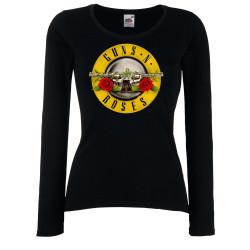 Дамска тениска Guns n Roses 1
