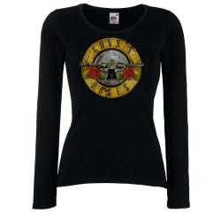 Дамска тениска Guns n Roses 2
