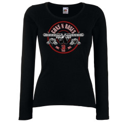 Дамска тениска Guns n Roses 6