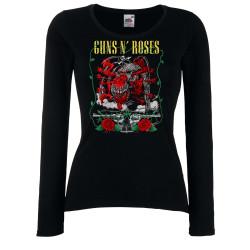 Дамска тениска Guns n Roses 11