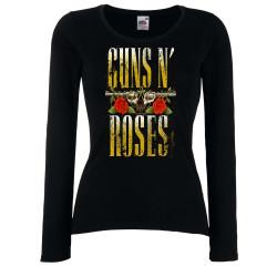 Дамска тениска Guns n Roses 12