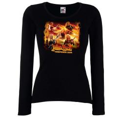 Дамска тениска Judas Priest 1