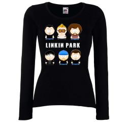 Дамска тениска Linkin Park 1