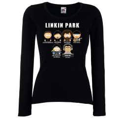 Дамска тениска Linkin Park 2