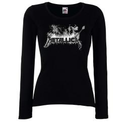 Дамска тениска Metallica 8
