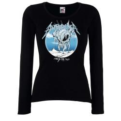 Дамска тениска Metallica 10