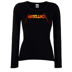 Дамска тениска Metallica 11